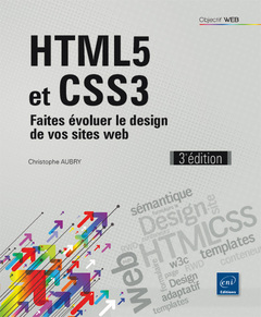 Cover of the book HTML5 et CSS3