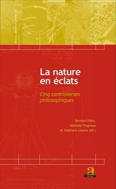 Couverture de l'ouvrage Nature en éclats