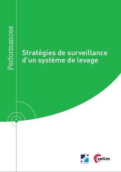 Couverture de l'ouvrage Stratégies de surveillance d'un système de levage (Réf : 9Q292)