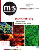 Couverture de l'ouvrage Le Microbiote. Cet inconnu qui réside en nous