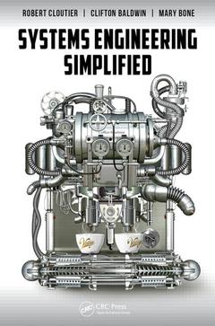 Couverture de l'ouvrage Systems Engineering Simplified