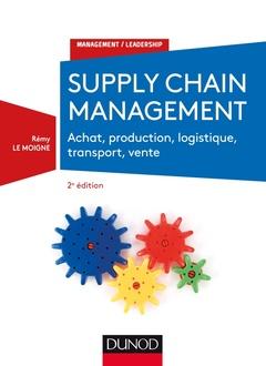 Couverture de l'ouvrage Supply Chain management