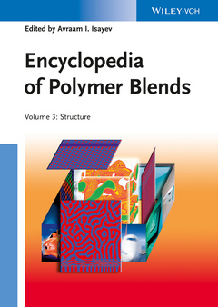 Cover of the book Encyclopedia of Polymer Blends