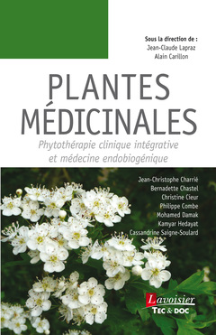 Cover of the book Plantes médicinales