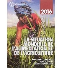 Couverture de l'ouvrage La situation mondiale de l'alimentation et de l'agriculture 2016