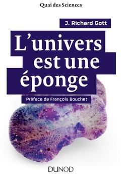 Couverture de l'ouvrage L'Univers est une éponge