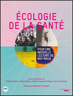 Cover of the book Ecologie de la santé