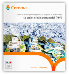 Cover of the book Le projet urbain partenarial (PUP)