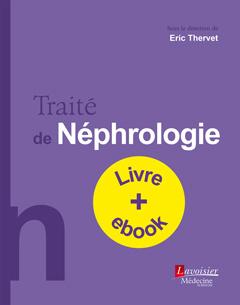 Couverture de l'ouvrage Traité de néphrologie