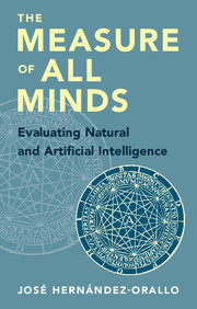 Cover of the book The Measure of All Minds