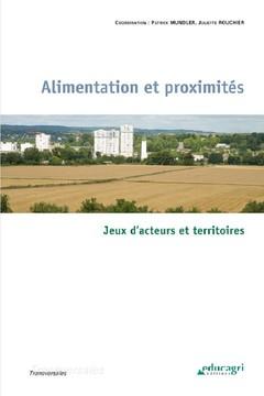 Couverture de l'ouvrage Alimentation et proximités