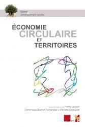 Couverture de l'ouvrage Economie circulaire et territoires