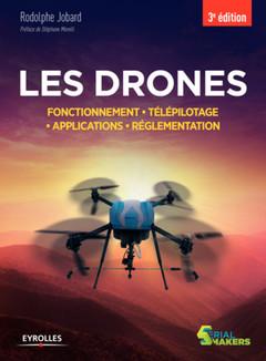 Couverture de l'ouvrage Les drones
