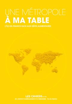 Couverture de l'ouvrage Une métropole à ma table