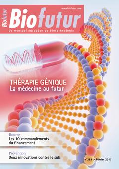Couverture de l'ouvrage Biofutur N° 383 (Février 2017)