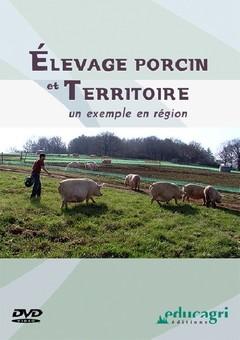 Couverture de l'ouvrage Elevage porcin et territoire
