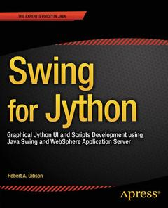 Cover of the book Swing for Jython