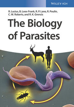 Couverture de l'ouvrage The biology of parasites