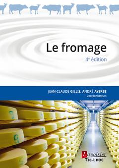 Couverture de l'ouvrage Le fromage