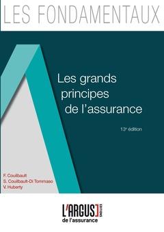 Couverture de l'ouvrage Les grands principes de l'assurance