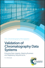 Cover of the book Validation of Chromatography Data Systems