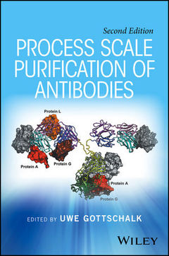 Cover of the book Process Scale Purification of Antibodies (2nd Ed.)