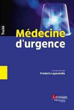 Couverture de l'ouvrage Guide de l'urgentiste