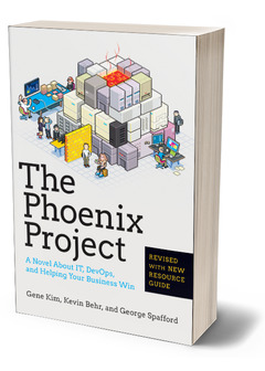 Cover of the book The Phoenix Project