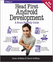 Cover of the book Head First Android Development (2nd. Ed.)