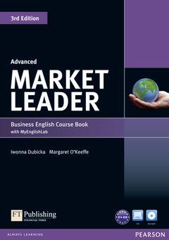 Couverture de l'ouvrage Market Leader( 3rd Ed.)