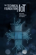 Cover of the book  The Technical Foundations of IoT