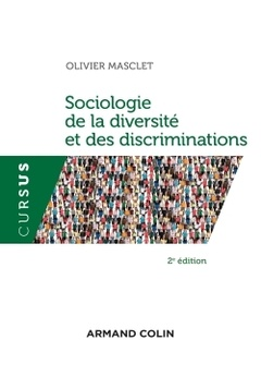 Couverture de l'ouvrage Sociologie de la diversité et des discriminations