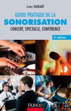 Couverture de l'ouvrage Guide pratique de la sonorisation