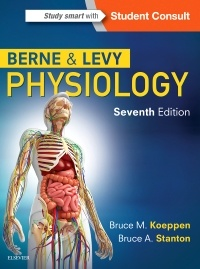 Cover of the book Berne & Levy Physiology (7th Ed.)