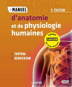 Couverture de l'ouvrage Manuel d'anatomie et de physiologie humaines