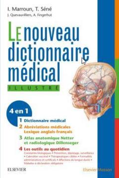 Couverture de l'ouvrage Le nouveau dictionnaire médical illustré