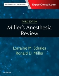 Cover of the book Miller's Anesthesia Review