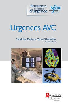 Couverture de l'ouvrage Urgences AVC