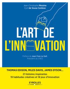 Couverture de l'ouvrage L'art de l'innovation