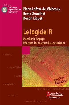 Couverture de l'ouvrage Le logiciel R