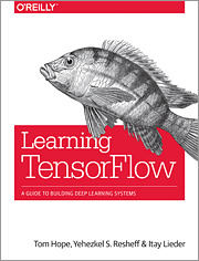 Cover of the book Learning TensorFlow