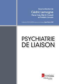 Couverture de l'ouvrage Psychiatrie de liaison