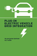 Couverture de l'ouvrage Plug-in Electric Vehicle Grid Integration