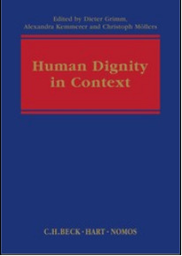 Cover of the book Human Dignity in Context