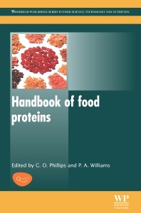Cover of the book Handbook of Food Proteins