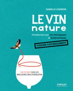 Couverture de l'ouvrage Le vin nature