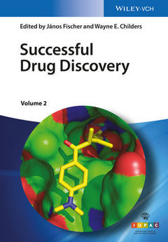 Couverture de l'ouvrage Successful Drug Discovery - Volume 2
