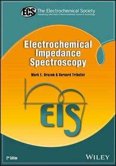 Couverture de l'ouvrage Electrochemical Impedance Spectroscopy
