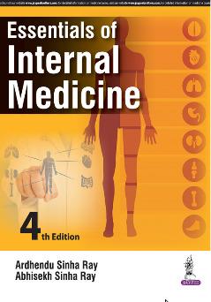 Couverture de l'ouvrage Essentials of Internal Medicine