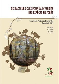 Couverture de l'ouvrage Dix Facteurs clés pour la diversité des espèces en forêt